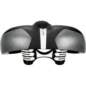 Sportourer Zeta Comfort Gel Zadel, black